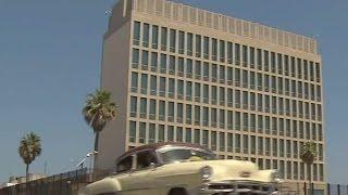 Exclusive look inside U.S. Embassy in Havana