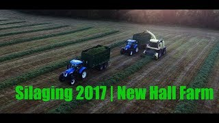 Silage 2017 | Skeltons |New Hall Farm | Horsleys of Abbeytown