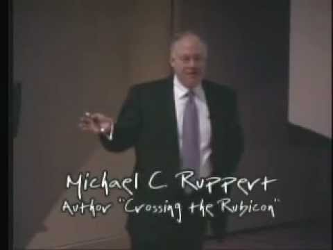 TalkingStickTV  Michael C. Ruppert  Crossing the Rubicon  Part I
