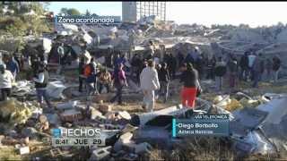 Hechos AM - Explosión hospital materno infantil Cuajimalpa