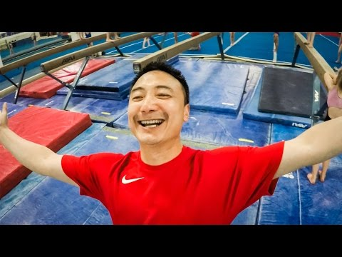 """GoPro: """"Two Roads"""" - Gymnastics with Coach Liang Chow (Ep. 7)"""
