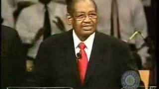 Bishop G. E. Patterson - At The Name Jesus thumbnail