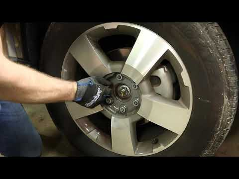 How to Replace Shocks and Struts in a GMC Acadia 2007 – 2012