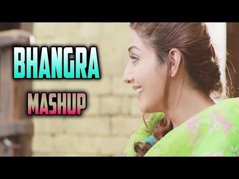 Bhangra Mashup 2017  Non Stop Punjabi...