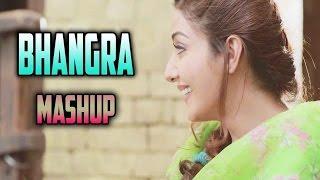 Bhangra mashup 2017  non stop punjabi dance songs  new bhangra megamix 2017