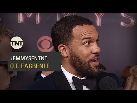 EMMYS  The Handmaid's Tale  O.T. Fagbenle