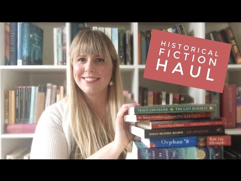 Historical Fiction Book Haul