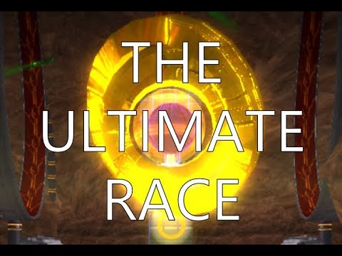 A DREAM COME TRUE (Distance Acceleracers episode 1: The Ultimate Race)