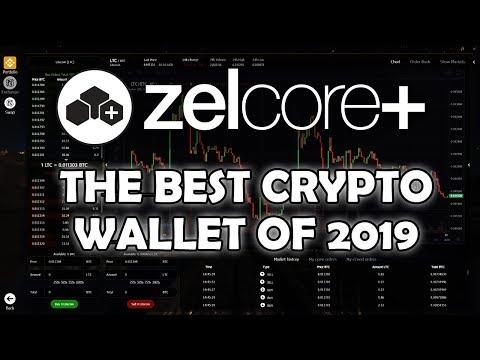 Best Cryptocurrency Wallet Of 2019 - ZelCore+