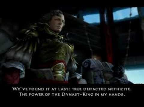 Final Fantasy 12 - Fran goes Berserk