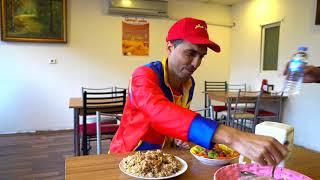 عمو صابر في المطعم  -  amo saber at the resturant