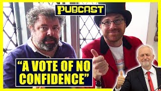 "Graham Hughes's #PUBCAST | ""A Vote of No Confidence"""