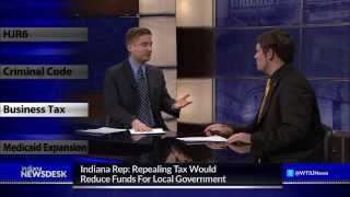 Indiana Newsdesk, January 3, 2014 Indiana Legislature and Immigration Reform