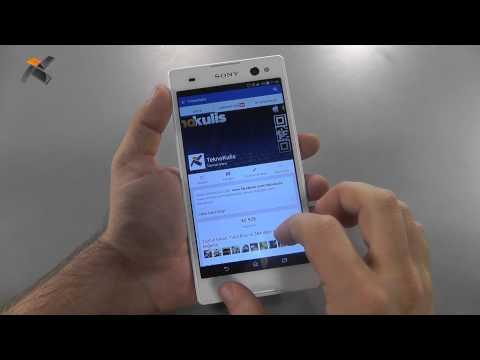 Sony Xperia C3 inceleme