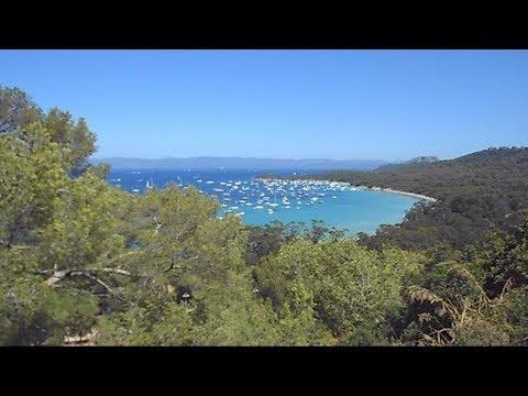 Reportage sur Sanary-sur-Mer, Toulon et l'Île de Porquerolles