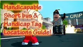 Family Guy Back To The Multiverse Handicapable Short Bus And Handicap Tag Locations Guide