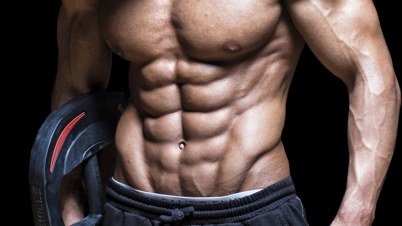 His 10-pack abs are insane!!! - YouTube