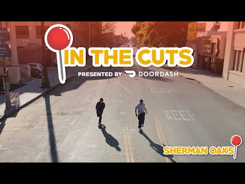 Sean Malto Gives Us A Tour Of Sherman Oaks | In The Cuts Presented By DoorDash