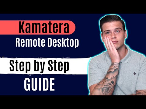 How To Create A New Remote Desktop Using Kamatera On Mac OS & Windows - Step By Step