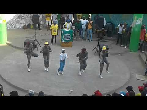 Cityboys Pantsula at Vut 2017