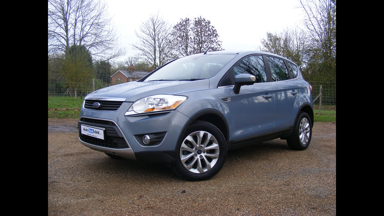 2008 ford kuga 2 0 titanium tdci 4wd for sale in tonbridge. Black Bedroom Furniture Sets. Home Design Ideas