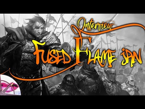 Guild Wars 2 Interview | Fused Flame Jr | The Herald