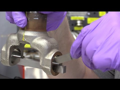 Universal Joints - Part 6: Proper U-Joint Installation