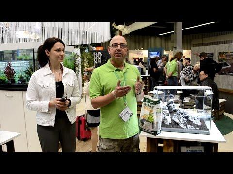 Macenauer TV - Dennerle Scaper's Soil & Scaper's Tank & Scaper's LED (CZ titulky)