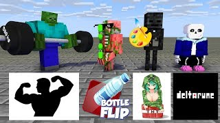 Download Monster School : SEASON 3 ALL EPISODE - Minecraft Animation Mp3 and Videos