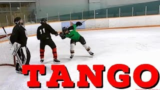 Today on Hey Stripes! The Micd Up GoPro Hockey Ref, these guys get ...