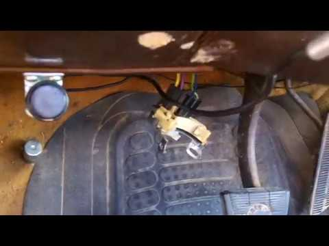 [DHAV_9290]  1981 C10 reverse and neutral safety switch_01 - YouTube | Light Switch Wiring Diagram 1981 C10 |  | YouTube