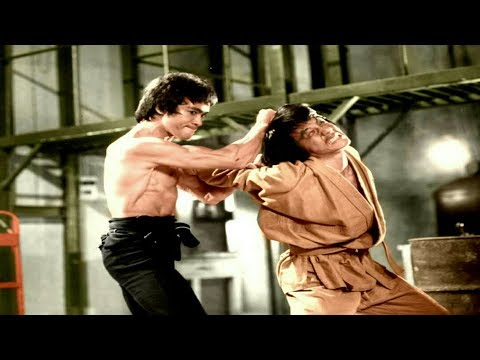 Брюс Ли против Джеки Чана  (Выход Дракона)