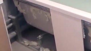 Как правильно сделать экран на ванную...(Укладка плитки и ламината в Минске мтс 80336740055 Велком 80299520055 Группа Вконтакте http://vk.com/club94490625 Группа Одноклас..., 2015-12-14T19:12:59.000Z)