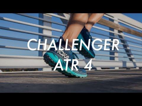 hoka challenger 4