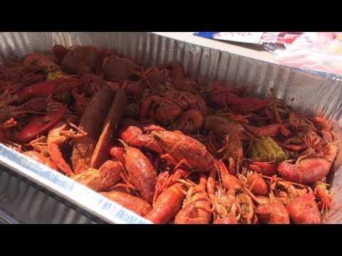 Crawfish 101: How To Eat Crawfish