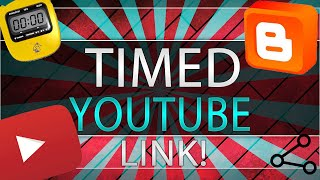 Tech Tip | Created a timed youtube link to share
