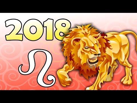 Гороскоп на 2018 год Лев: гороскоп для знака Зодиака Лев на 2018 год