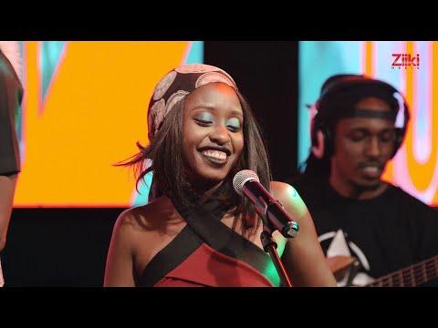 ARROW BWOY x NADIA MUKAMI - RADIO LOVE (LIVE PERFORMANCE)