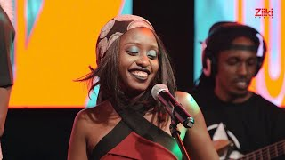 ARROW BWOY x NADIA MUKAMI - RADIO LOVE LIVE PERFORMANCE