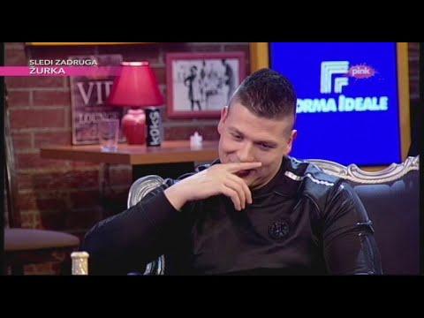 Da li se Sloba pomirio sa Kijom i o Luni (Ami G Show S11)