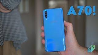 Samsung Galaxy A70 czy Mi 9T? Recenzja | Robert Nawrowski