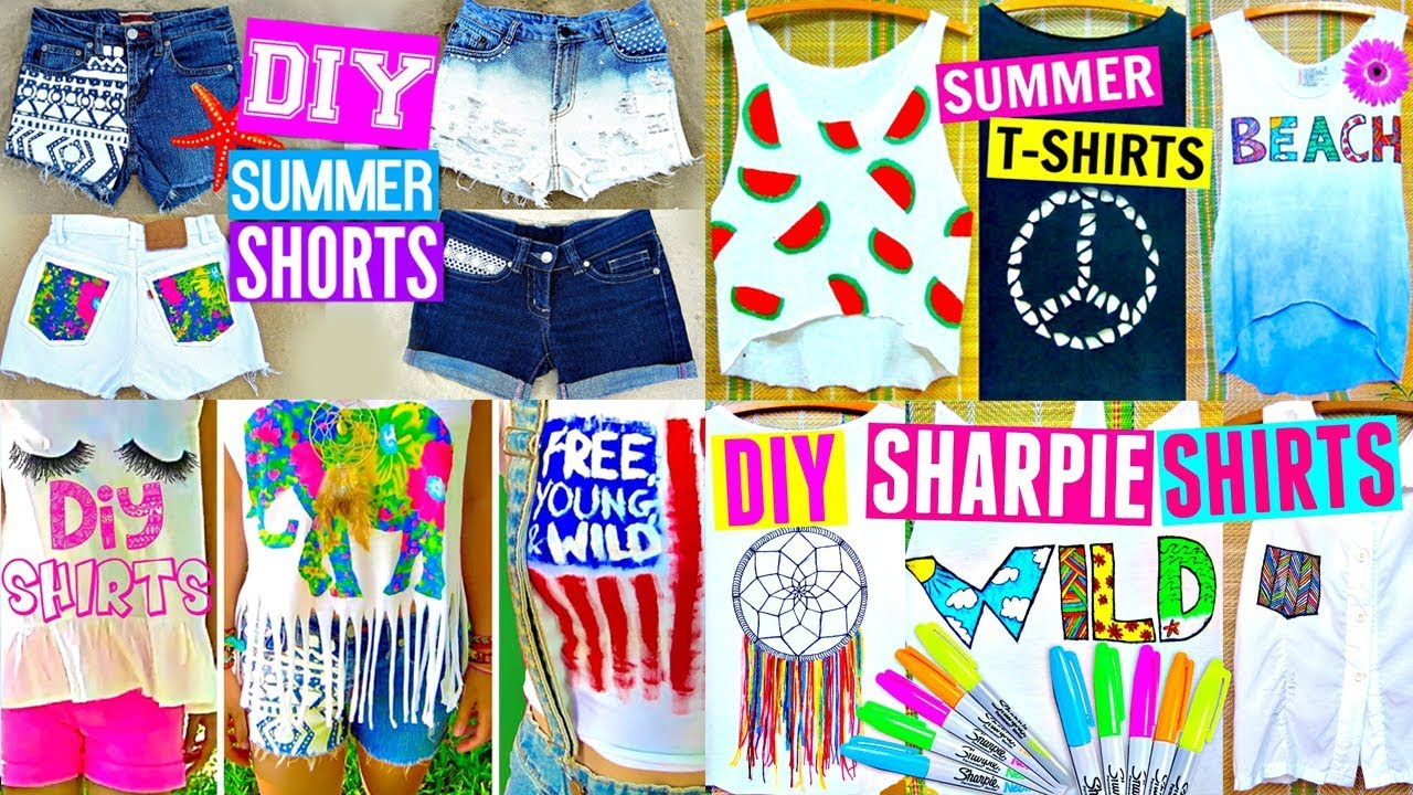 79ee9fed3 10 DIY CLOTHES IDEAS YOU NEED TO TRY