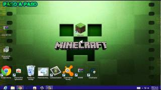 Como Descargar E Instalar MINECRAFT  Para Windows 7/8[Paso a Paso]