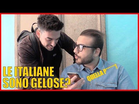 Le Italiane sono Gelose?-  Prendo un Caffè con la mia Ex [Esperimento Sociale] theShow