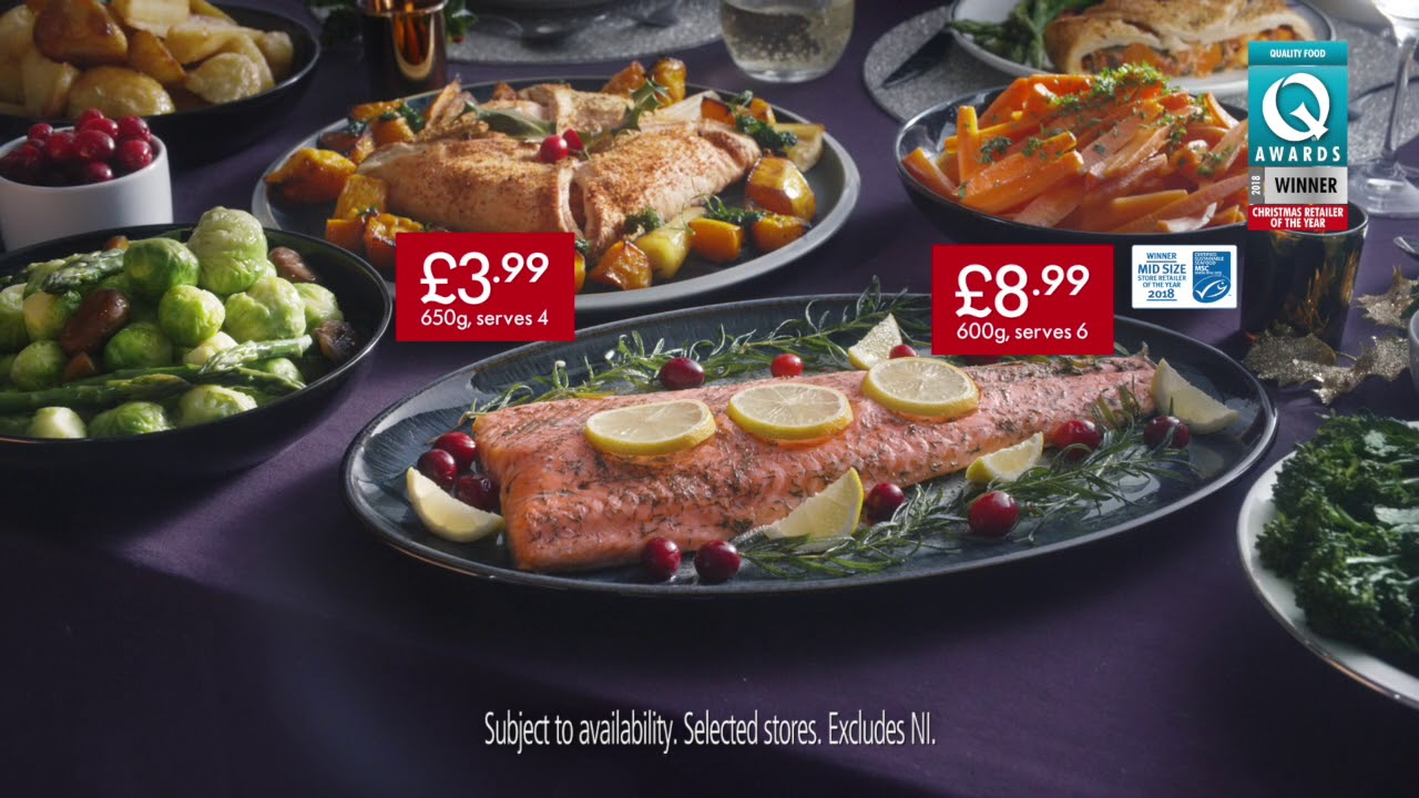 Lidl Christmas Advert 2018 Alternative Mains