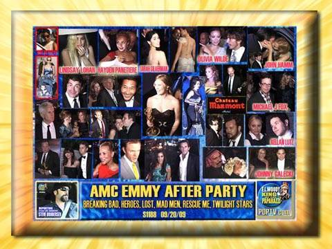 MAD MEN EMMY'S AFTER PARTY