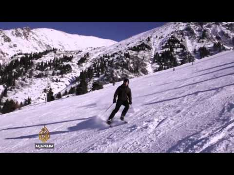 Almaty hoping to host 2022 Winter Games