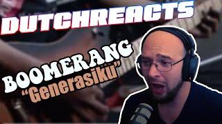 DutchReacts   Boomerang - Generasiku