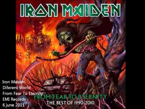 Iron Maiden-Different World From Fear To Eternity