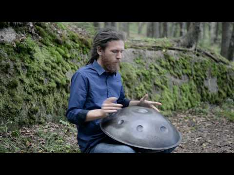 Pasha Aeon - Magic Sound of Handpan, OMana, E celtic minor